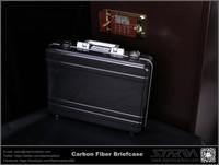 Carbon Fiber Brief Male Laptop Bags Fashion Business Briefcase