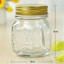 honey jar with lid,jam jars,large glass jar with screw top lid,glass jars for honey