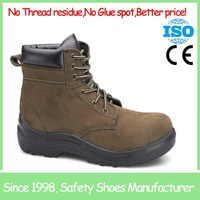 SF1302 high cut insulative electric shock proof safety shoes