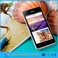 4.5 inch IPS Capacitive Screen GPS Mobile Phone 3G Huawei U9508 Android 4.1