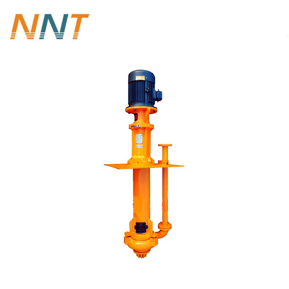 Shijiazhuang Balanced ZJL vertical screw bare shaft slurry pump
