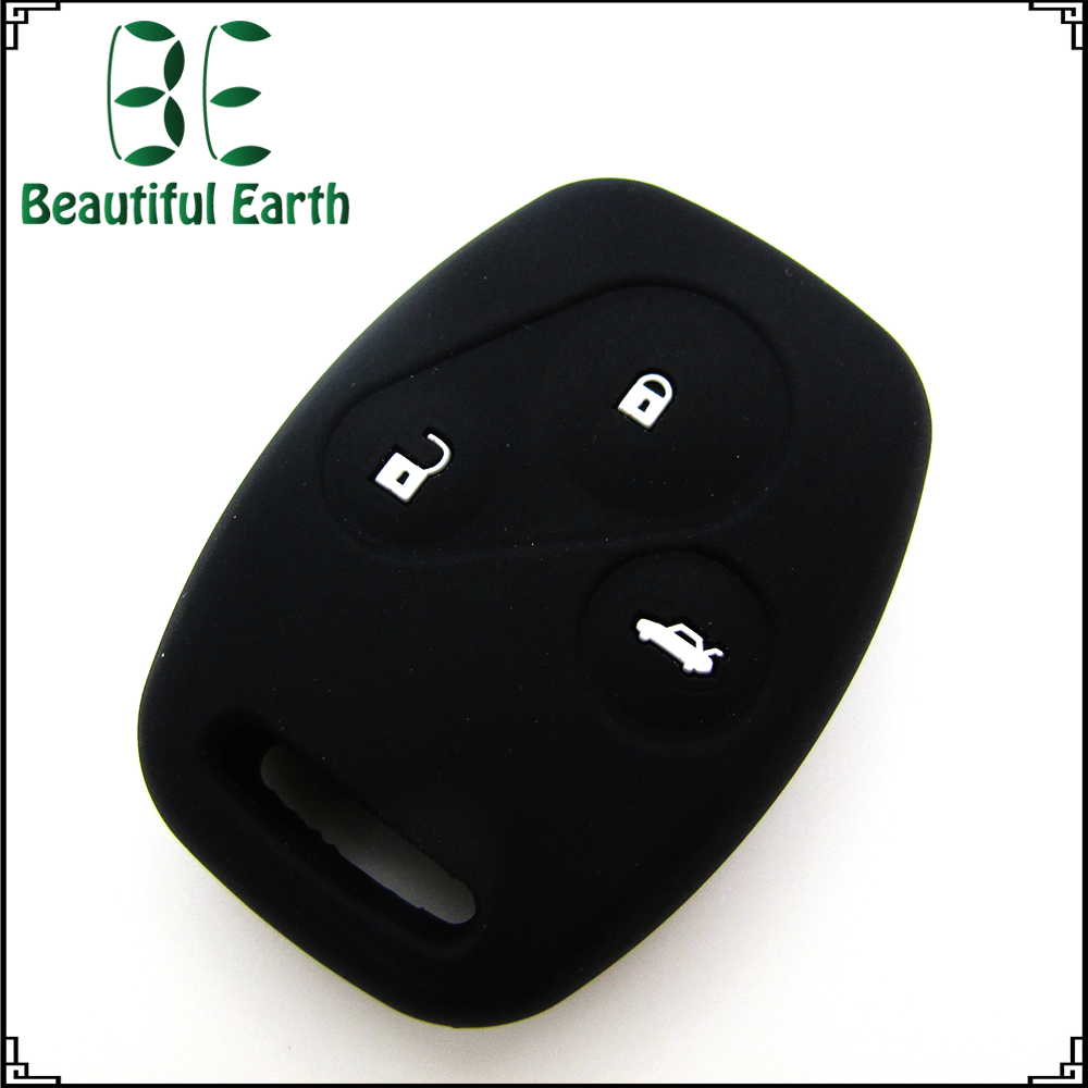 Good quality Newest design silicone car remote key case with low price porsche car key