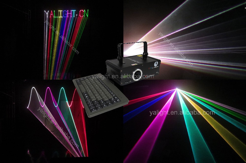 2015 500 mv RGB Tpype writing Laser Light Led Light chrismas DJ Stage Lighting