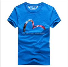 wholesale boys dri-fit microfiber organic cotton round bottom tshirt