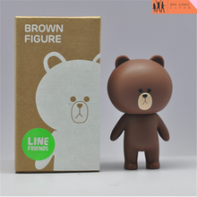 popular brown vinyl bear micro gift collection,custom blind box hot design toys figure,OEM vinyl toys China manufacturer