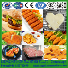 2016 latest Pork burger Forming Machine/hamburg forming machine