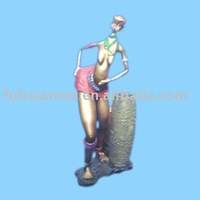 black women figurine