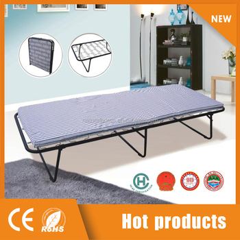 Metal Folding Bed, Cheap Folding Bed, Bed Furniture Folding Spring Bed (KT2100BD)