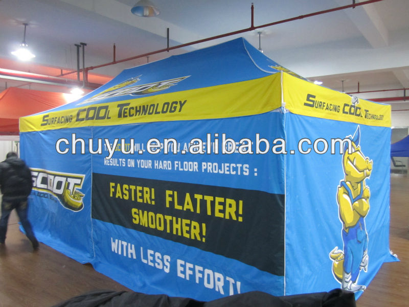 big foldable gazebo tent 6x3