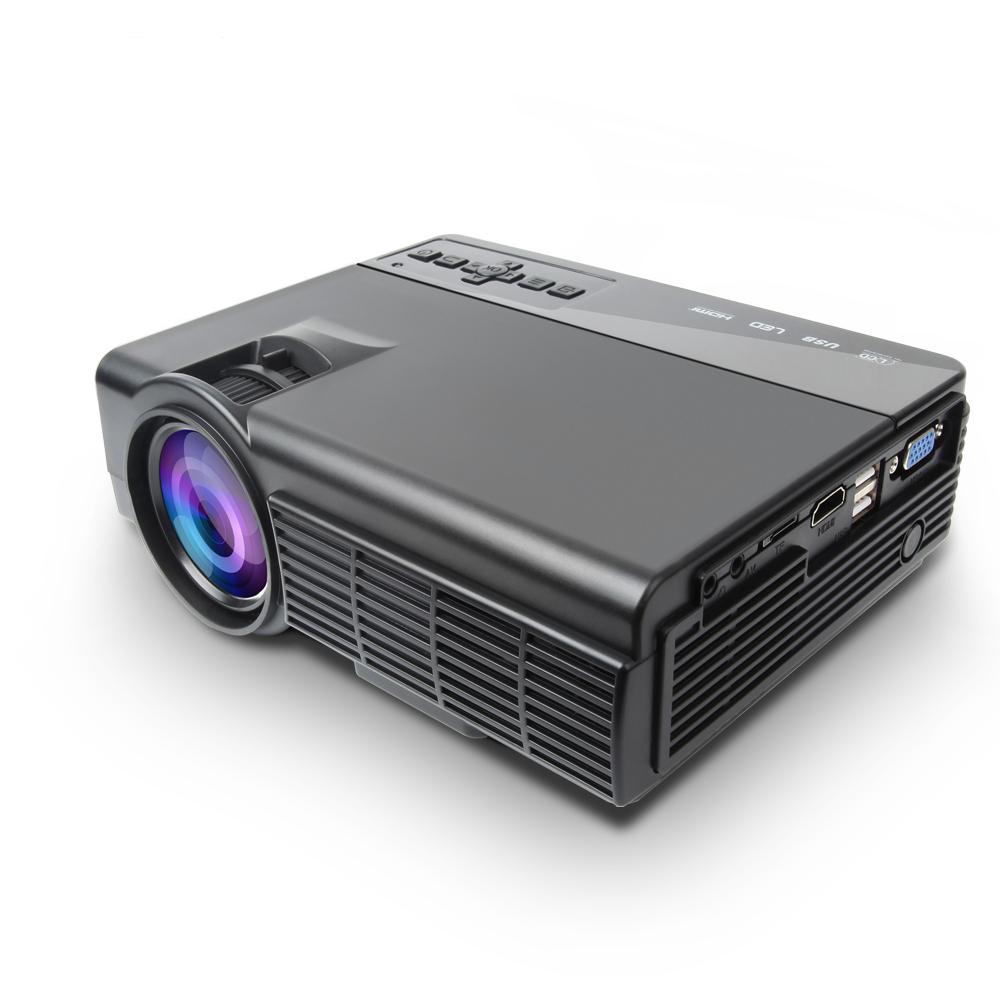 Hottest Android Wifi BT Projectors Pocket Mini Projector smart phone projector