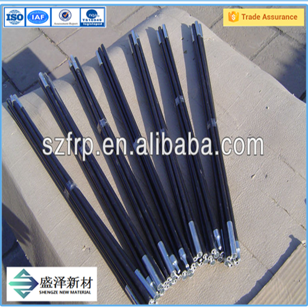 Excellent flexible fiberglass reinforced plastic tent pole for sale