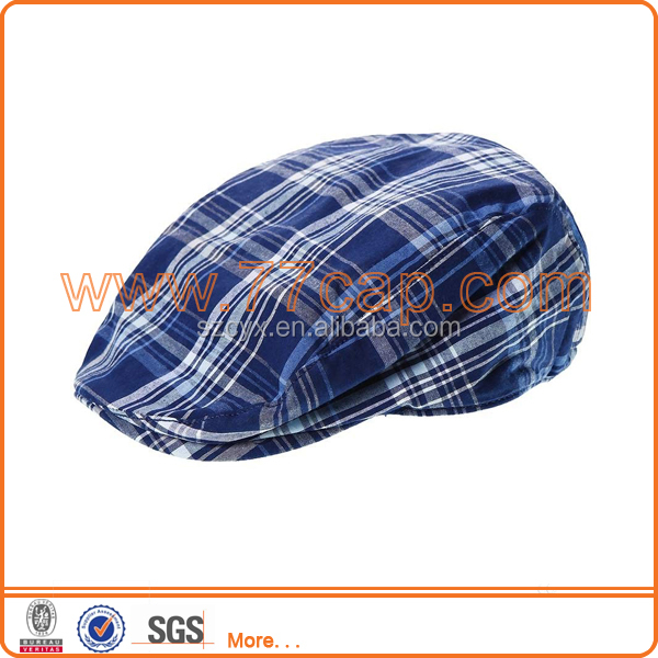 Fashion newsboy beret hats for men