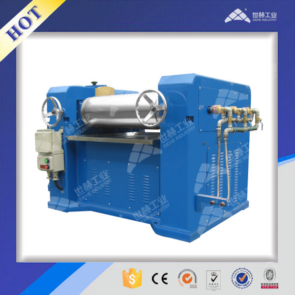 High Viscosity material ink triple Roller Mill
