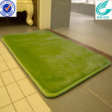 WX CCF BRAND Ultra-soft and Quick-drying 100% polyester bath mat