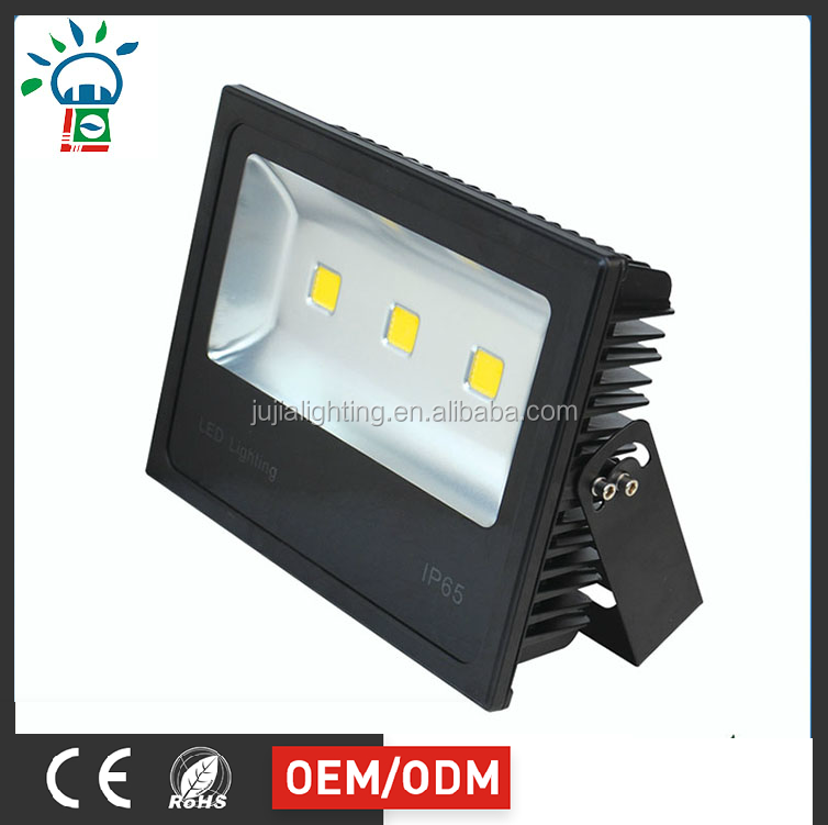Brightest 250 watt led floodlight ip65 dimmable 250w led flood light