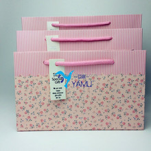 Printed paper bag for shopping/gift Wrapping