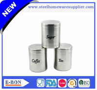 Hot sales useful stainless steel canister
