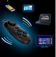 Bluetooth remote controller for google cardboard 3D glasses joystick Bluetooth gamepad