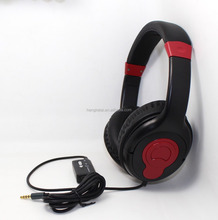 Wired active noise-cancelling headphone, noise reduction headphone headset from NBC universal audited factory