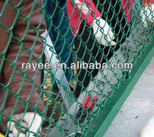 Cheap Chain Link Fence(Factory) High Quality Low Price removable chain link fence temporary construction chain link fence