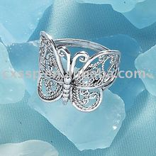 Butterfly Fashion ring
