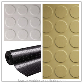 Different color EPDM Rubber Mat Flooring Manufacture In China