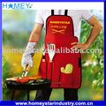 cotton cooking aprons