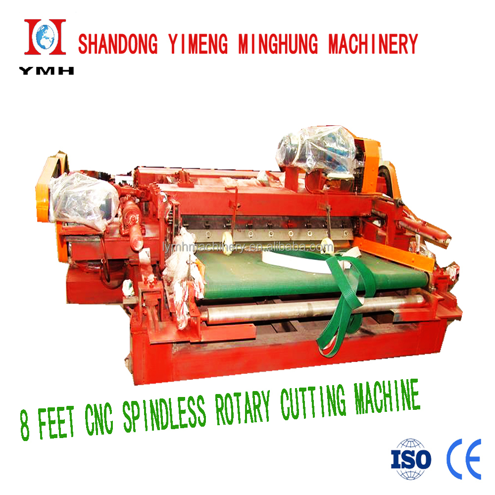 YiMeng MingHung CNC Wood Based Panels wood veneer slicing machine Wood stitching machine