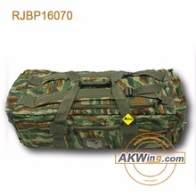 Digital Woodland Camo Duffle Bag Asian Military Use