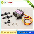 High quality with factory price! MG90S (9g size) metal gear servos tilt 14g upgrade version SG90