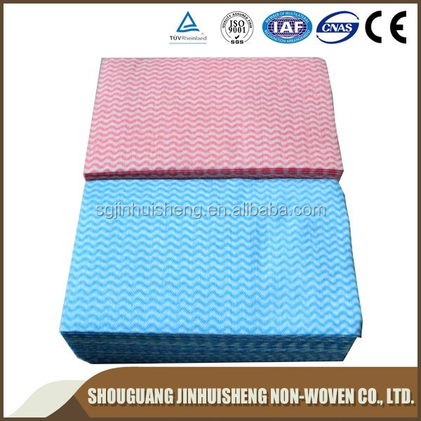 Floor cleaning cloth industrial wiping rags magic kitchen towel wholesale