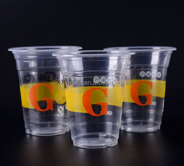 bubble tea cups with lids