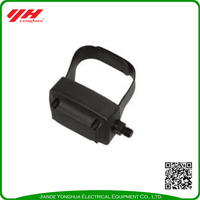 Exercise bike pedals bicycle toe strap