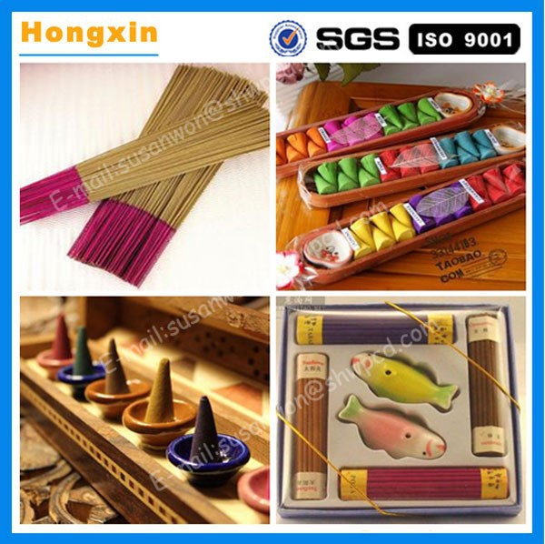 Best quality automatic indian incense cone making machine