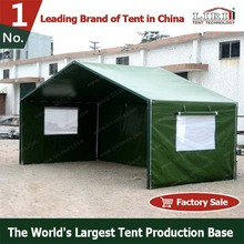 Green Color Surplus Medical Army Tent for Emergency Use