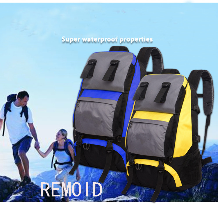 China Wholesale Market Canvas school bags trendy backpack outdoor adventure backpack