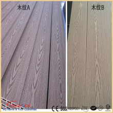 fireproof hollow wpc decking flooring wood plastic composite flooring boards