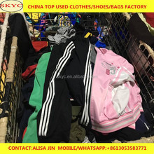 high quality used clothes UAE summer used clothing dealers wholesale Guangzhou