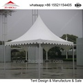 high end 4x4m aluminum frame pogoda tent without sidewall for events