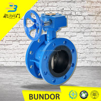 marine best manual flange ductile iron double flange butterfly valve stem extension enterprise wight