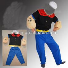 MC-016 Party Cheap Popeye Costume