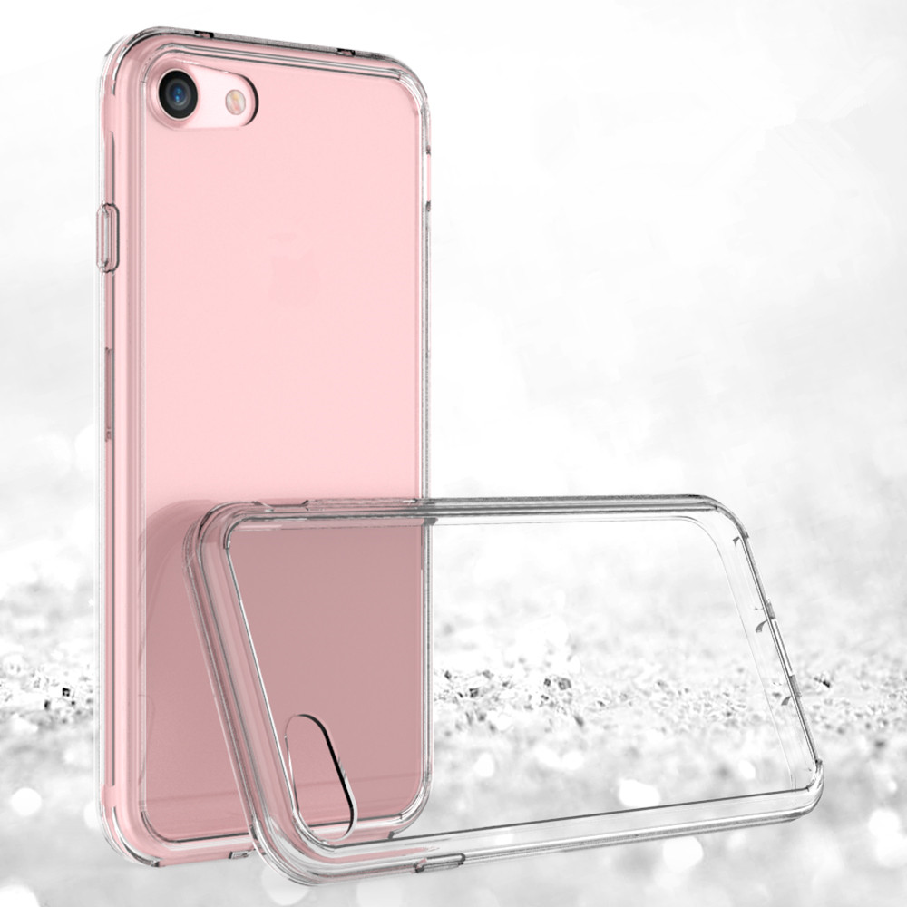 Factory price mobile phone TPU+PC case for Iphone 7