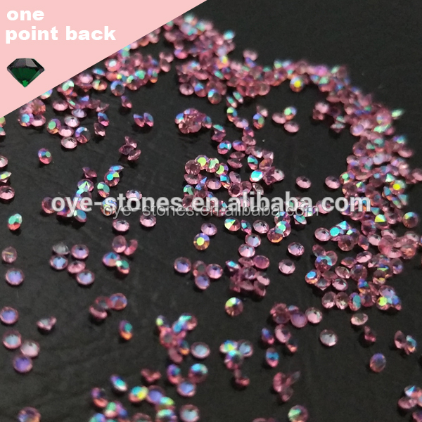 1.2mm ss2 chaton,crystal pixie nail art design