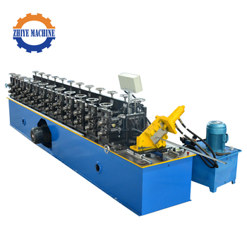 Light Gauge Steel Stud Track Framing Making Machine Steel Truss Roll Forming Machine
