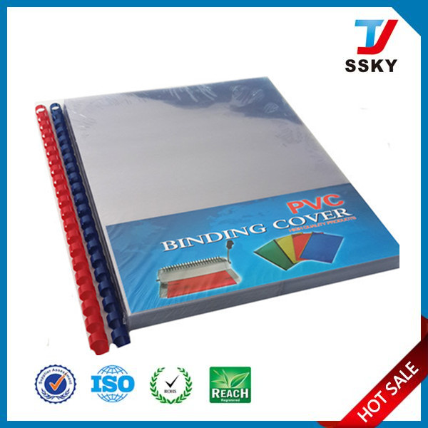 2015 new style pvc book cover factory producer