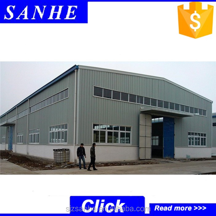 cheap steel structure building portable warehouse expandable house car workshop design for sale
