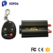 TK103B car gps sms gprs vehicle tracker gsm tracking system