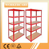 T20-A metal shelving with MDF