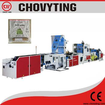 plastic bag making machine manufacturers