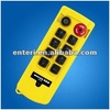radio remote controller for cranes, hoists, lifting mobiles